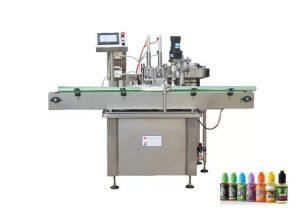 2 глави машина за полнење течни шишиња