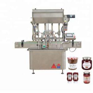 304 машина за полнење на мед од не'рѓосувачки челик