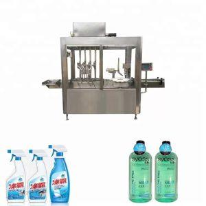 304 машина за полнење и затворање шишиња од не'рѓосувачки челик