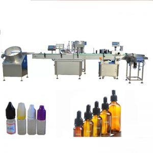 Машина за полнење парфеми за 5-30 ml 5-30 ml