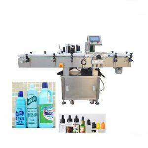 Автоматска машина за етикетирање на флуидни флуидни средства за дезинфекција