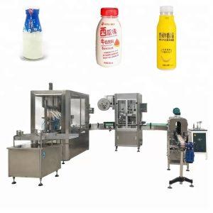 Достапен е систем за контрола на PLC машина за шишиња со шишиња