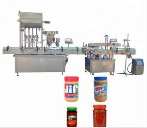 Машина за шишиње со шише со екран на допир во боја