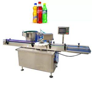 Електрична управувана машина за шишиња со шишиња