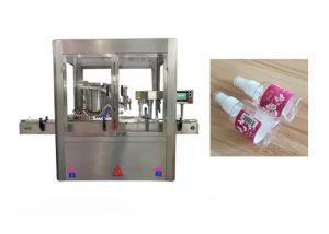 Машина за полнење шишиња со парфеми со електричен погон