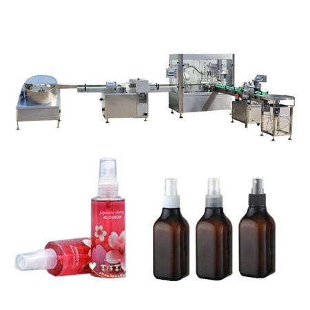 Машина за полнење со есенцијално масло