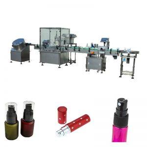 Комплетна автоматска машина за полнење со есенцијално масло
