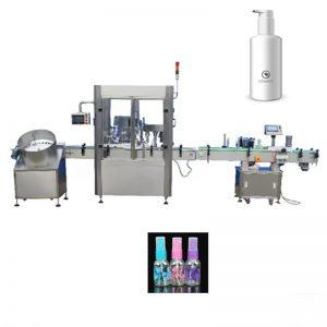 Комплетна машина за полнење парфеми од нерѓосувачки челик