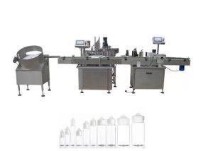 Целосно автоматска машина за полнење течности
