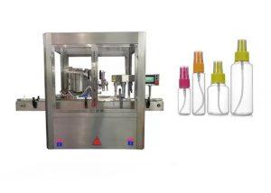 Целосно автоматски екран на допир во боја на машината за полнење парфеми