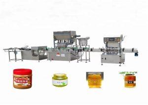 GMP стандардна машина за полнење тегла