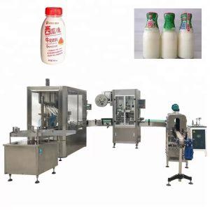Автоматска машина за полнење течни шишиња во шише