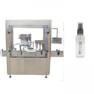 Машина за полнење со високи прецизни парфеми