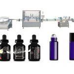 Медицинска машина за полнење со есенцијално масло со оперативен панел на допир во боја