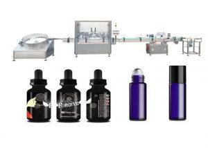 Медицина машина за полнење со есенцијално масло