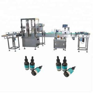 Машина за полнење со есенцијално масло за шише од 30 ml стакло