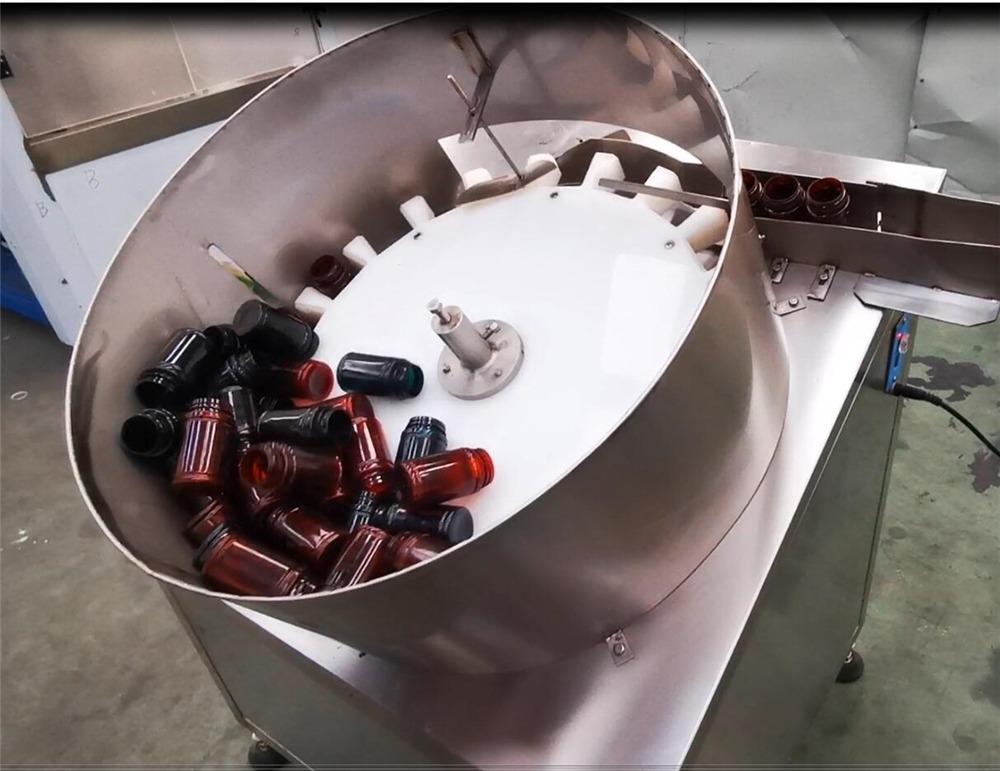 NP-SL60 двојни глави за броење апчиња со машина во шише со капсули во шишиња