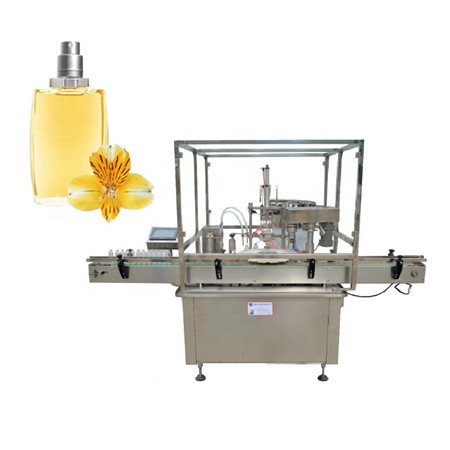 Машина за полнење парфеми