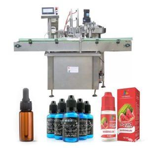 Машина за полнење шишиња со масло за контрола на Siemens PLC
