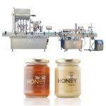 Автоматска машина за полнење течности клипови од не'рѓосувачки клипот користена во фармацевтски производи / козметички индустрии