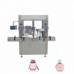 автоматска машина за полнење ампули за парфеми